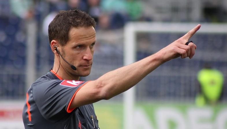 Dinamo Zagreb maçının hakemi Robert Schörgenhofer