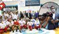 Şanlıurfa, 275 sporcunun terfi sınavına ev sahipliği yaptı