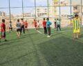 Haliliye'de semt sahaları, gençlerin yeni spor adresi