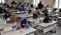 Harran Üniversitesi'nde yabancı öğrenci sınavı yapıldı
