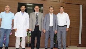 Harran Üniversitesi Türkiye'nin ilk doktoralı mezunlarını verdi