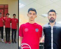 Harran Üniversitesi, sporculara sahip çıkıyor