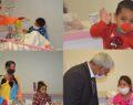 Şanlıurfa'da talasemi hastalarına moral etkinliği