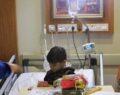 Şanlıurfa'da hasta çocuklara moral oldular
