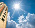 Hava durumunda günün en yüksek sıcaklıkları