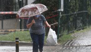 Tahminlere göre bugün hangi iller yağışlı?