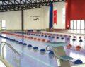 Eyyübiye'ye yarı olimpik yüzme havuzu