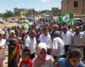 HDP Urfa'da son günde çalıştı!