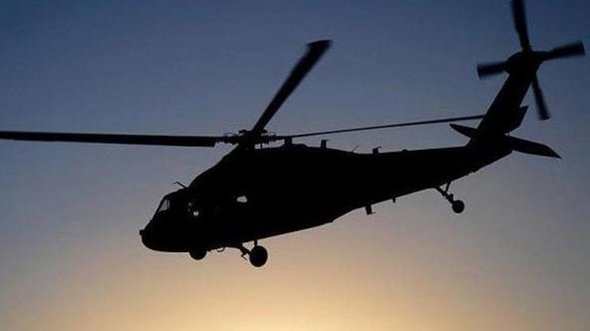 Rus helikopteri düştü: 7 ölü