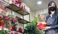 14 Şubat'ta çiçekçiler satışlardan umutlu