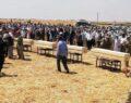 Kazada ölen işçiler Urfa'da defnedildi