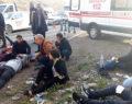 Şanlıurfa'da işçi sezonu kaza ile başladı