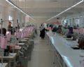 Otogar tekstil fabrikası oldu, 460 kişi'yi iş sahibi yaptı