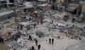 İdlib enkaza döndü