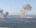 İdlib'e ağır hava saldırısı