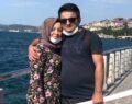 Nişanlı çifti kaza ayırdı