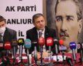 AK Parti İl Başkanı Kırıkçı basınla buluştu