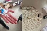 Kaçak ilaç operasyonu: 819 bin adet ilaç ele geçirildi