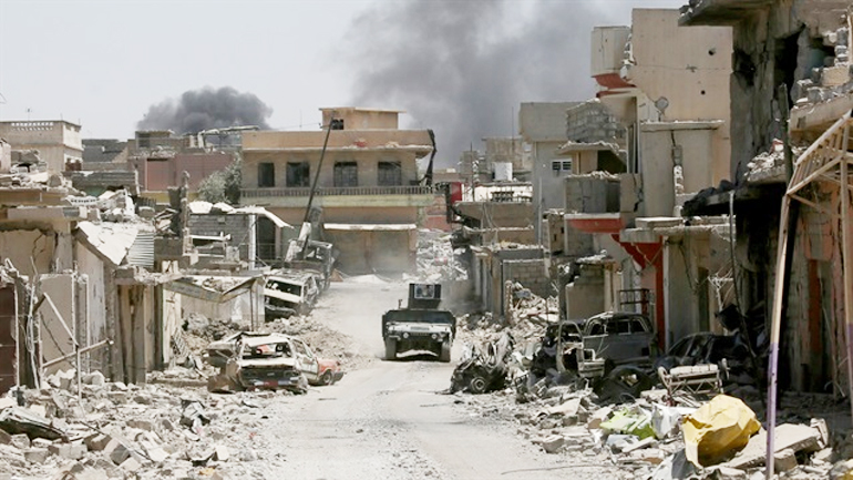 Irak'ın yeniden inşası 88 milyar dolara mal olacak