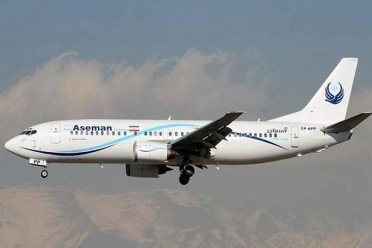Yolcu uçağı düştü: 66 ölü