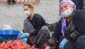 Şanlıurfa'da ev hanımı isot üretip patron oldu