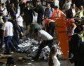 Lag B'Omer Bayramı kutlamalarında facia: 38 ölü, 103 yaralı