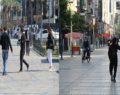 Yasak bitti, sokaklar hareketlendi