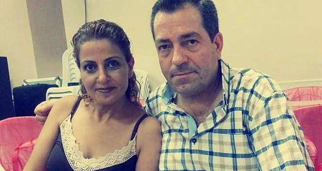 Eşini öldürüp intihar etti