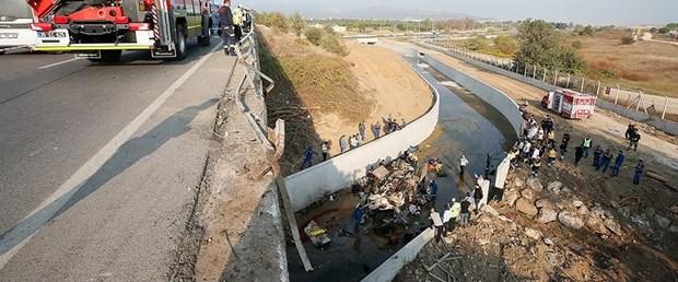 İzmir'deki kaçak göçmen kazasında 5 gözaltı