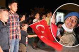 Afrin'den dönen Jandarma Özel Harekat'a sevgi seli