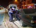 Jandarma ekiplerine silahlı saldırı