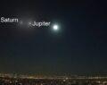 Jüpiter ile Satürn'ün büyük buluşması