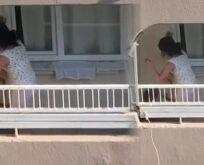 Köpeğe eziyet eden kadına ceza