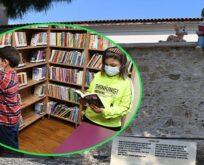 Dijital ve Materyal Çocuk Kütüphanesi açıldı
