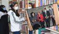 'Bırakın kızlar okusun' projesi kapsamında kütüphane açıldı