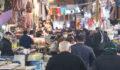 Şanlıurfa'da kısıtlama öncesi alışveriş yoğunluğu