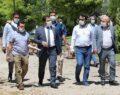 Şanlıurfa'da gençlik kampı kuruluyor