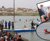 Türk ve Suriyeli sporcular, kardeşlik turnuvasında kıyasıya yarıştı