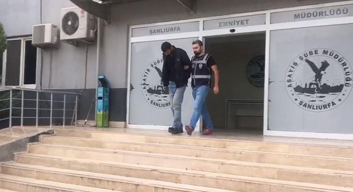 Şanlıurfa'da kapkaç yapan şahıslar yakalandı