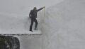 4-5 metre karla mücadele