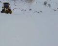 311 köy yolu ulaşıma kapalı