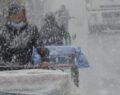 Kar yağışı ve sis hayatı olumsuz etkiledi