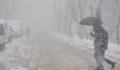 Lapa lapa kar yağışı
