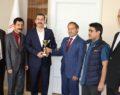 Karaköprü Belediyesi Bilek Güreşin'de Türkiye üçüncüsü