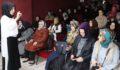 Kadınlara yönelik stres yönetimi semineri verildi