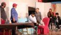 Karaköprü'de tiyatro gösterisi sahnelendi
