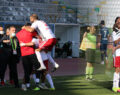 Karaköprüspor'da galibiyet sevinci
