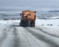181 köy yolu ulaşıma kapandı