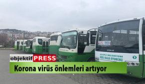 Yaşlıların otobüs kartları iptal edildi