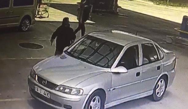 Maskeli katil zanlısı yakalandı